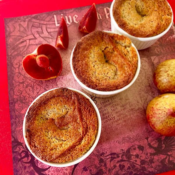 Plum-Desert-Cakes