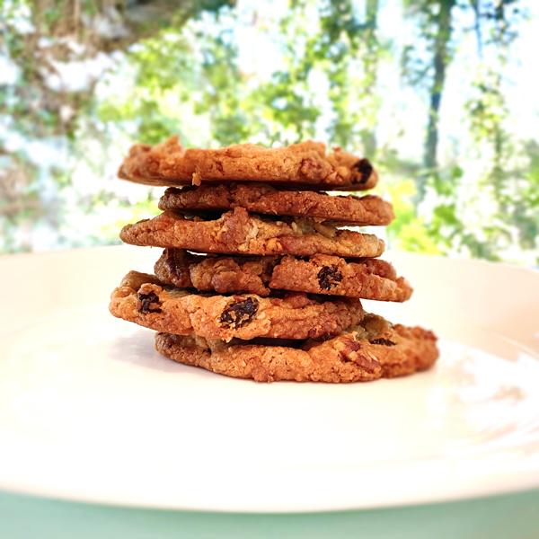 Balsamic-Pecan-Cookies