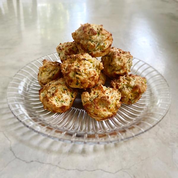 Cheddar-Muffins Recepe